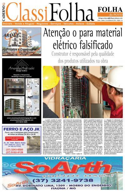 1115 - Classifolha - 13/09/2014